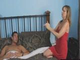 Anyuci imádja fia álló faszát pinájában
