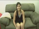 Fiatal roma lány orál szexe