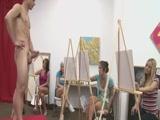 Festés helyett csoportos szopás